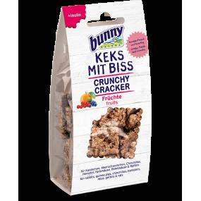 Snack Bunny Crunchy Cracker Frutas