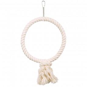 Aro de cuerda de algodón