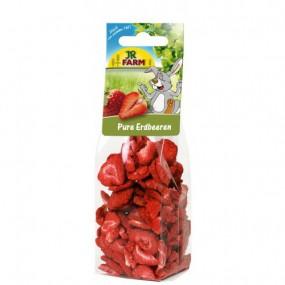 Snack JR Farm Fresas Naturales Deshidratadas