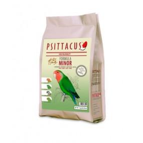 Pienso Psittacus Minor para Agapornis 3kg
