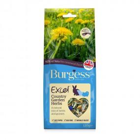 Hierbas Burgess Excel Country Garden Herbs Flores Hierbas y Flores 120gr