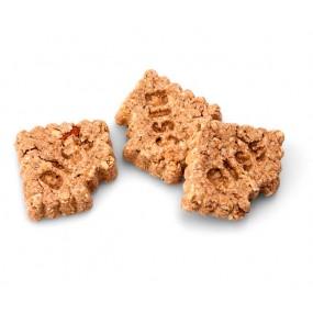 Snack Bunny Crunchy Cracker manzana detalle