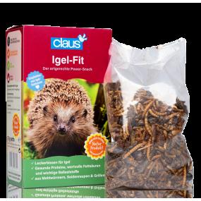 Claus Snack Proteico Insectos 75gr