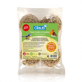 Claus Bolas Energéticas con insectos 450gr