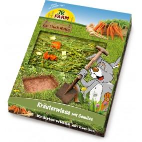 Prado de Hierbas JR Farm Con Vegetales 750gr