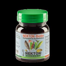 Suplemento Nekton Biotin Multivitamínico Plumaje 35gr