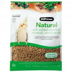 Pienso Zupreem Natural Diet Ninfas y Aves Medianas