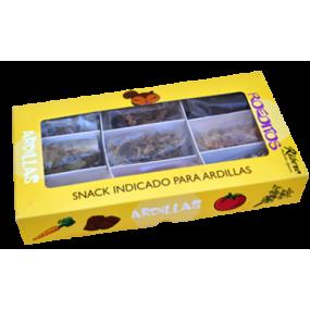 Multi Snack Ribero Roeditos Ardilla 200gr