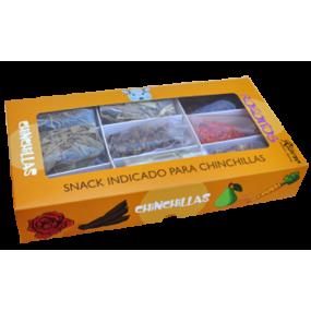 Multi Snack Ribero Roeditos chinchilla 200gr