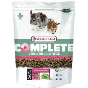 Pienso Versele Laga Complete Chinchilla y Degú