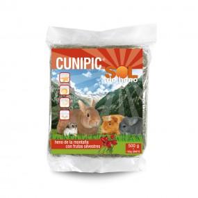 Heno de Montaña Cunipic con Frutos Silvestres 500gr