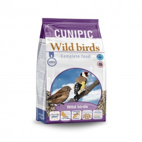 Mixtura Cunipic Super Premium Pájaros Silvestres