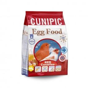 Pasta de cría Cunipic Canarios Factor Rojo 250gr