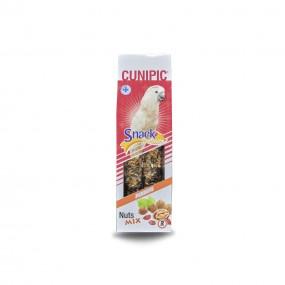 Snack Cunipic Barritas Deluxe Loros Frutos Secos