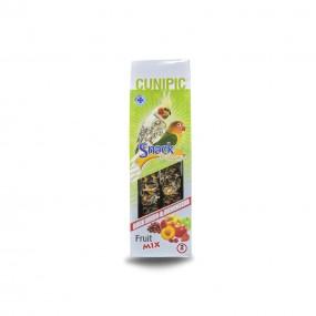 Snack Cunipic Barritas Deluxe Ninfa y Agaporni Frutas