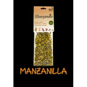 Snack de manzanilla
