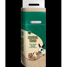 Lecho Versele Laga Natural Wood Viruta Serrín 1kg