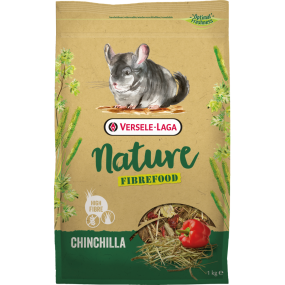 Mixtura Versele Laga Nature Fibrefood Chinchilla