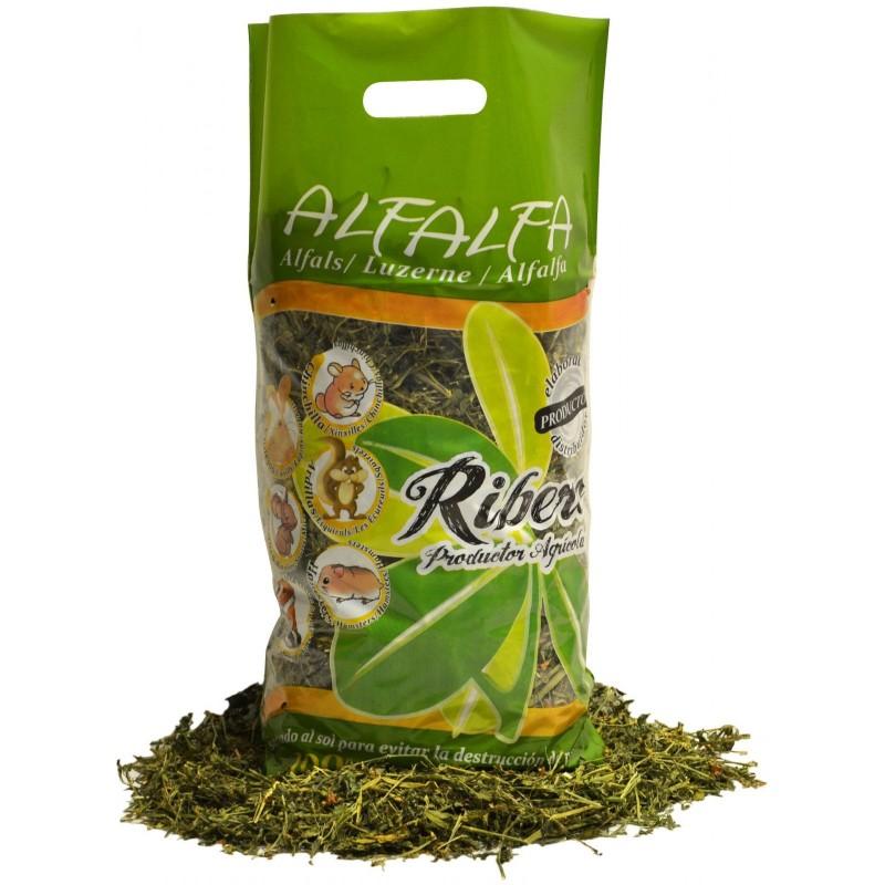 Heno Natural Ribero de Alfalfa 1kg