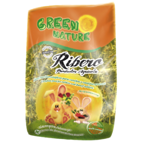 Hierbas Ribero Green Nature Natural Conejo 500gr