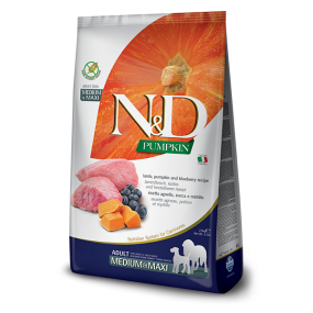 Pienso Farmina N&D Pumpkin Perro Mediano-Grande Cordero