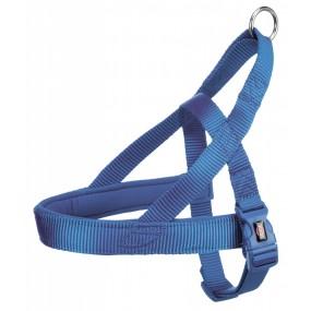 Arnés Trixie Noruego New Premium L 60-76cm/40mm azul