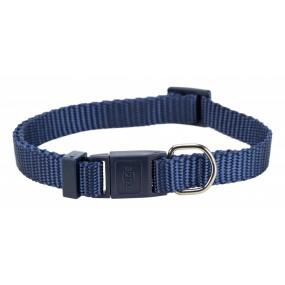 Collar Trixie Gatos Premium azul oscuro