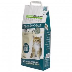 Lecho Trixie BreederCelect de Papel Reciclado Para Gato 10L