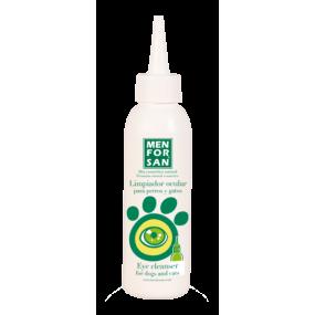 Limpiador Ocular Men For San Para perros y gatos 125ml