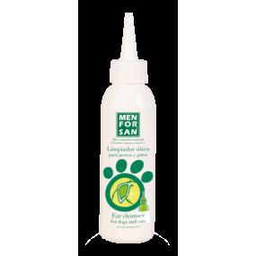Limpiador Oidos Men For San Para Perros y Gatos 125ml