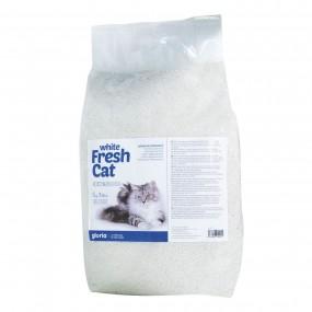 Arena Gloria White Fresh Cat Aglomerante 5kg