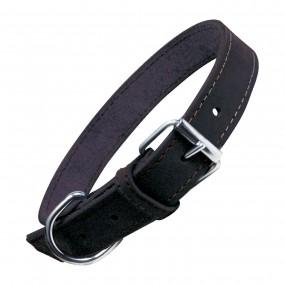 Collar Gloria Nobuk de Piel Talla M ø45cm negro