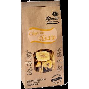 Snack Ribero Gama Fruitix Chips de Plátano 250gr