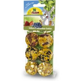 Galletas integrales de frutas selectas JRFarm