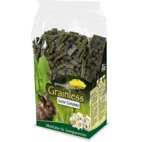 Pienso JR Farm Grainless Complete Conejo junior