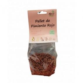 Pellet Pimiento Rojo Ribero 200 gr.