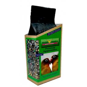 Vogel Jungle agapornis premium