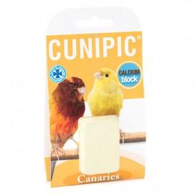 Bloque de calcio para canarios