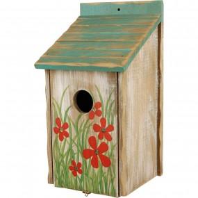 Caja nido exterior natura