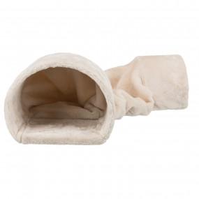 Túnel para conejos/cobayas felpa