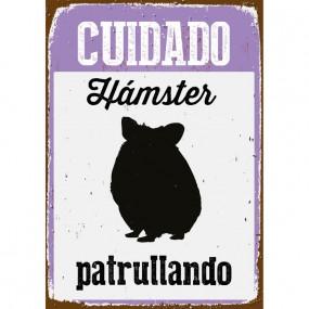 """copy of Señal """"Conejo patrullando"""""""